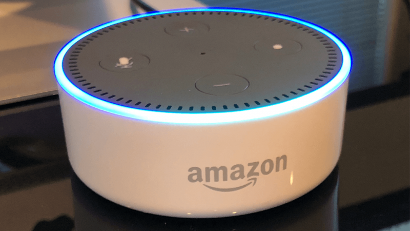 使ってみた!Amazon Echo Dot