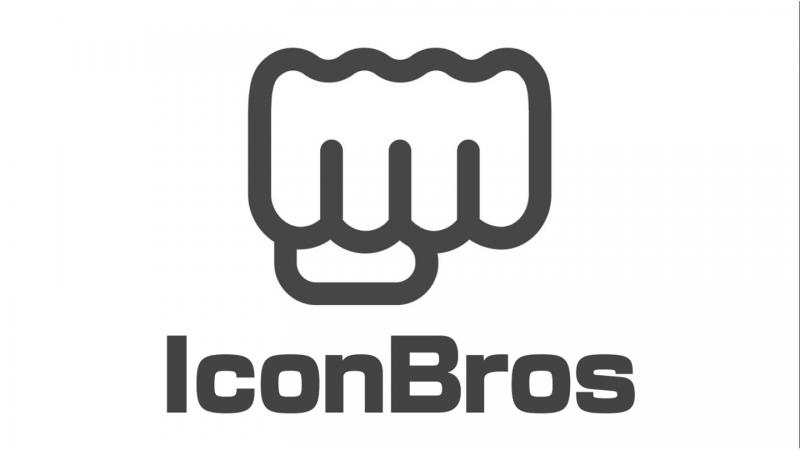 700種類以上のアイコンが無料でダウンロードできるサイト『IconBros』
