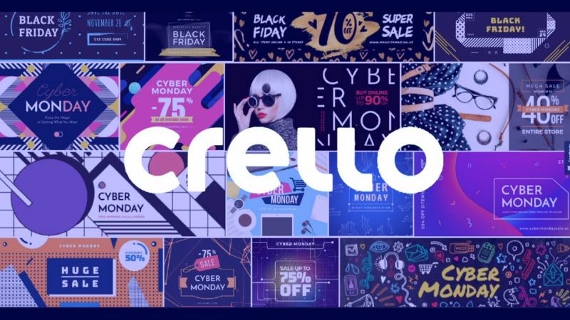 SNSで使える!無料のオンラインフォトエディター『Crello』