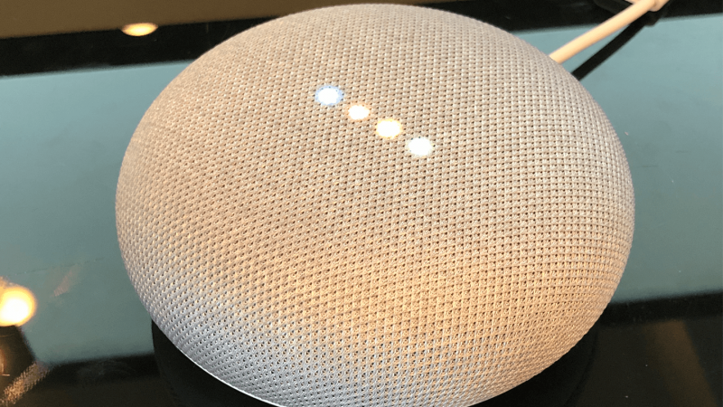 使ってみた!Google Home Mini
